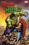 Thor vs. Hulk TPB (2017 Marvel) 1-1ST