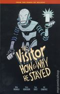 Visitor How and Why He Stayed TPB (2017 Dark Horse) 1-1ST