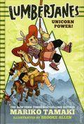 Lumberjanes HC (2017- Amulet Books) An Illustrated Novel 1-1ST