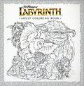 Jim Henson's Labyrinth Adult Coloring Book HC (2017 Boom Studios) 1-1ST