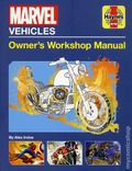 Marvel Vehicles Owner's Workshop Manual HC (2017 Insight Editions) 1-1ST