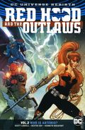 Red Hood and the Outlaws TPB (2017-2018 DC Universe Rebirth) 2-1ST