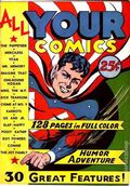 All Your Comics (1944 Fox Giant) 1