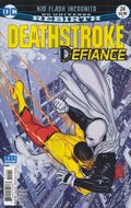 Deathstroke (2016 3rd Series) 24A