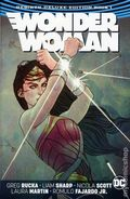 Wonder Woman HC (2017 DC Universe Rebirth) Deluxe Edition 1-1ST
