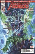 Avengers (2017 7th Series) 672A