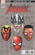 Avengers (2017 7th Series) 672C