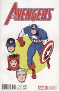 Avengers (2017 7th Series) 672E