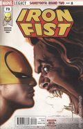 Iron Fist (2017 6th Series) 73A