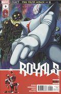 Royals (2017 Marvel) 9A