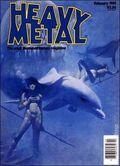 Heavy Metal Magazine (1977) Vol. 6 #11