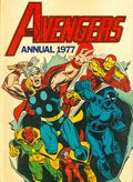 Avengers Annual HC (1975-1978 Marvel UK) 1977