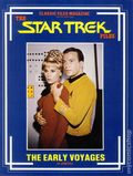 Classic Files Magazine Star Trek Files SC (1986-1987 Psi Fi Movie Press) STCF-3