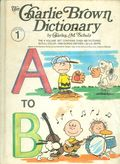 Charlie Brown Dictionary HC (1973 World Publishing) 1-1ST