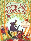Fairy Tale Comics Classic Tales Told by Extraordinary Cartoonists HC (2013) 1-REP