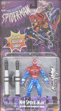 Amazing Spider-Man Action Figure (1996 Toy biz) Venom Containment ITEM#1