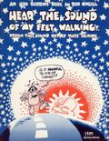 Hear the Sound of My Feet Walking TPB (1969 Chronicle) A Odd Bodkins Book 1-REVISED