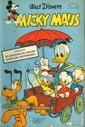 Micky Maus (German Series 1951- Egmont Ehapa) 1956, #17
