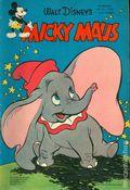 Micky Maus (German Series 1951- Egmont Ehapa) 1956, #16