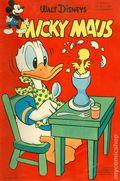 Micky Maus (German Series 1951- Egmont Ehapa) 1956, #18