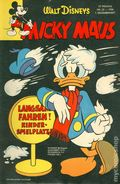 Micky Maus (German Series 1951- Egmont Ehapa) 1956, #25