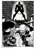 John Romita Jr. Daredevil Portfolio (1991 Editions Deesse) AP-1