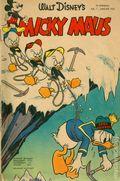 Micky Maus (German Series 1951- Egmont Ehapa) 1953, #1