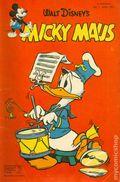 Micky Maus (German Series 1951- Egmont Ehapa) 1953, #4