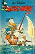 Micky Maus (German Series 1951- Egmont Ehapa) 1953, #7