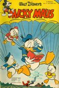 Micky Maus (German Series 1951- Egmont Ehapa) 1953, #10