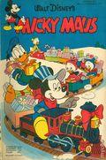 Micky Maus (German Series 1951- Egmont Ehapa) 1953, #12