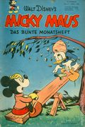 Micky Maus (German Series 1951- Egmont Ehapa) 1952, #4