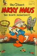 Micky Maus (German Series 1951- Egmont Ehapa) 1952, #5