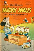 Micky Maus (German Series 1951- Egmont Ehapa) 1952, #6