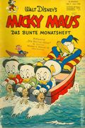 Mickey Mouse (1951 Micky Maus) German Series 1952, #7
