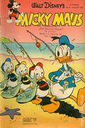 Micky Maus (German Series 1951- Egmont Ehapa) 1952, #8