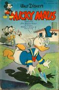 Micky Maus (German Series 1951- Egmont Ehapa) 1952, #9