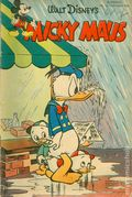 Micky Maus (German Series 1951- Egmont Ehapa) 1952, #10