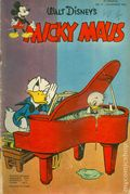 Micky Maus (German Series 1951- Egmont Ehapa) 1952, #11