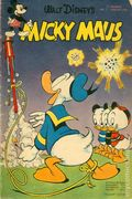 Micky Maus (German Series 1951- Egmont Ehapa) 1954, #1