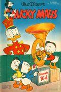Micky Maus (German Series 1951- Egmont Ehapa) 1954, #3