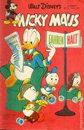 Micky Maus (German Series 1951- Egmont Ehapa) 1954, #4