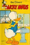 Micky Maus (German Series 1951- Egmont Ehapa) 1954, #8