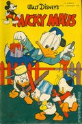 Micky Maus (German Series 1951- Egmont Ehapa) 1954, #9
