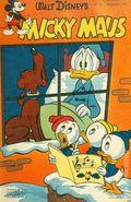 Micky Maus (German Series 1951- Egmont Ehapa) 1954, #12