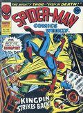 Spider-Man Comics Weekly (1973 UK) 106