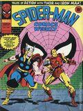 Spider-Man Comics Weekly (1973 UK) 141
