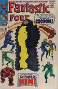 Fantastic Four (1961 1st Series) UK Edition 67UK