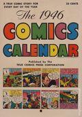 1946 Comics Calendar 1946