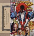 Sensational Spider-Man (2006 2nd Series) 41ADFSIGNED